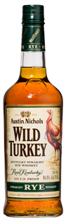 Wild Turkey Rye Whiskey 101 Proof 1.00l